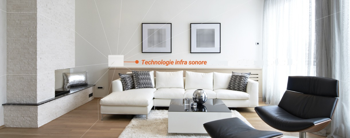 Technologie infra sonore